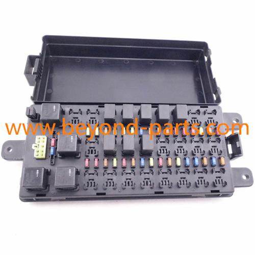 kobelco fuse box wiring diagram content Kobelco SK 135LC Wiring Diagrams